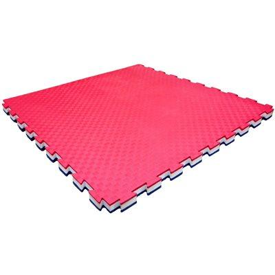 tapis casse tete bleu blanc et rouge 40mm. Black Bedroom Furniture Sets. Home Design Ideas