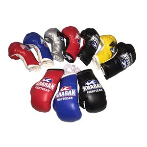 Boxing gloves keyring (mix color)