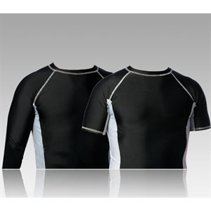 """Rash Guard"" short sleeves"