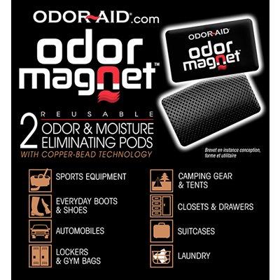 Odor-aid odor magnet PODS
