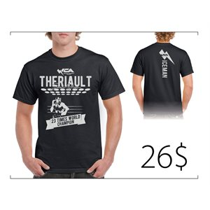 T-Shirt WCA Theriault SMALL