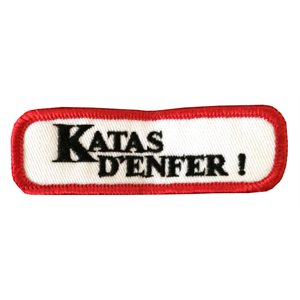 Écusson Katas d'Enfer