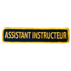 Écusson Assistant Instructeur