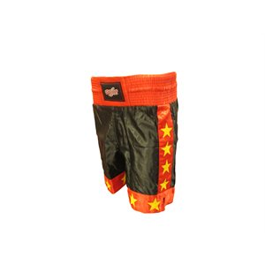 Kick Boxing short with stars ***Finale Sale***
