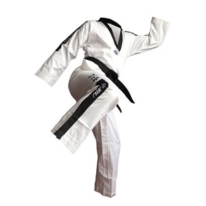 Wasuru black belt TKD uniform