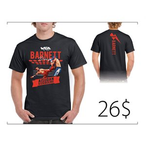 T-Shirt WCA Barnett SMALL